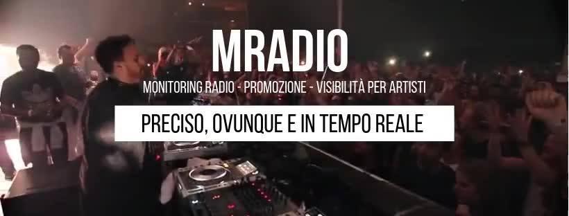 MRadio offre servizi di monitoraggio, promozione e marketing musicale per artisit, etichette e uffici stampa
