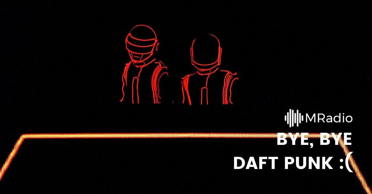 I Daft Punk si sono sciolti - Scopri le news musicali insieme a MRadio Magazine