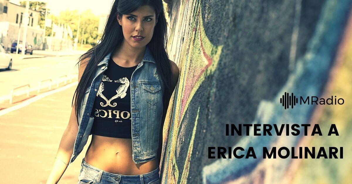 Intervista alla cantante Er4ica Molinara, famosa Youtuber Ninfea ASMR