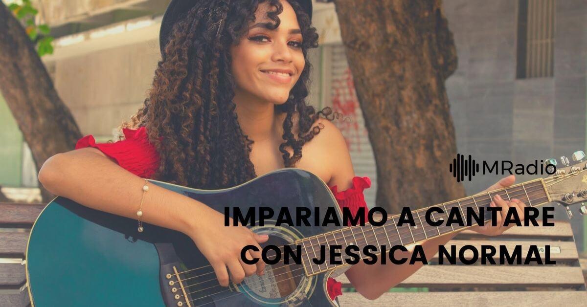 Impara a cantare con i consigli della voacl coach Jessica Normal